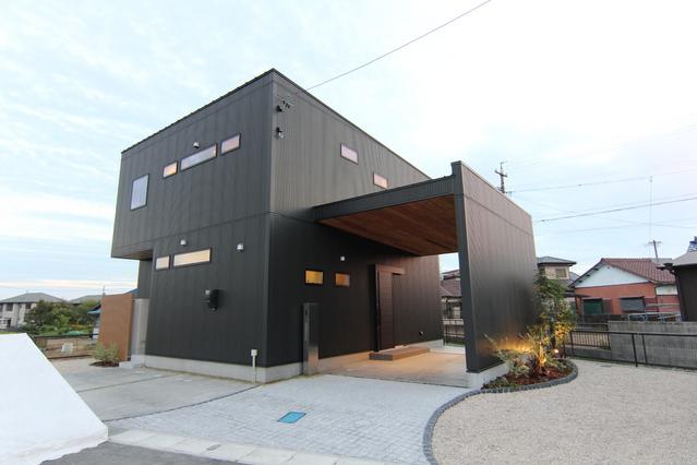鈴鹿市モデルハウス