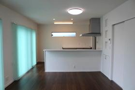 LDK・和室には調湿・サーマル効果に優れた「健康塗り壁ダイヤトーマス」を使用